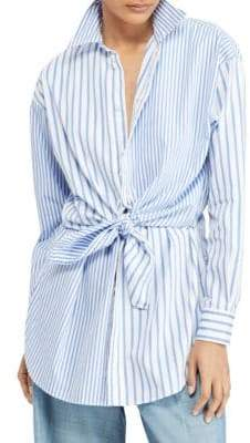 Polo Ralph Lauren Striped Button-Front Shirt