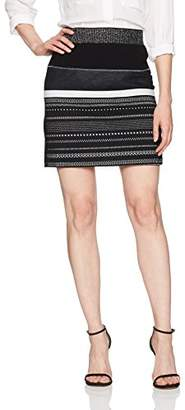 Desigual Women's Anders Woman Knitted Short Skirt