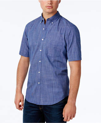 Club Room Men Short-Sleeve Shirt with Pocket