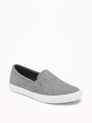 Old Navy Felt Slip-On Sneakers for Women