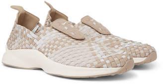 Nike Woven Webbing Slip-on Sneakers