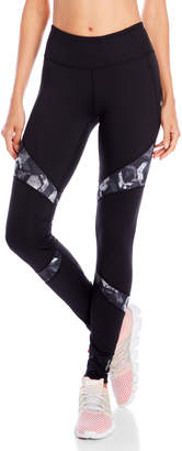 Reebok Geo Panel Sport Leggings