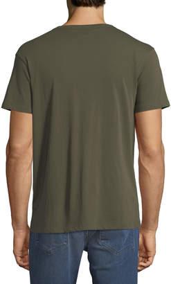 Chaser Men's Peace Chill Slogan T-Shirt