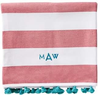 Mark And Graham Pom Pom Beach Towel