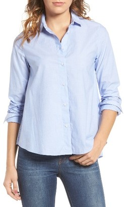 Women's Madewell Westlight Cotton Shirt $79.50 thestylecure.com