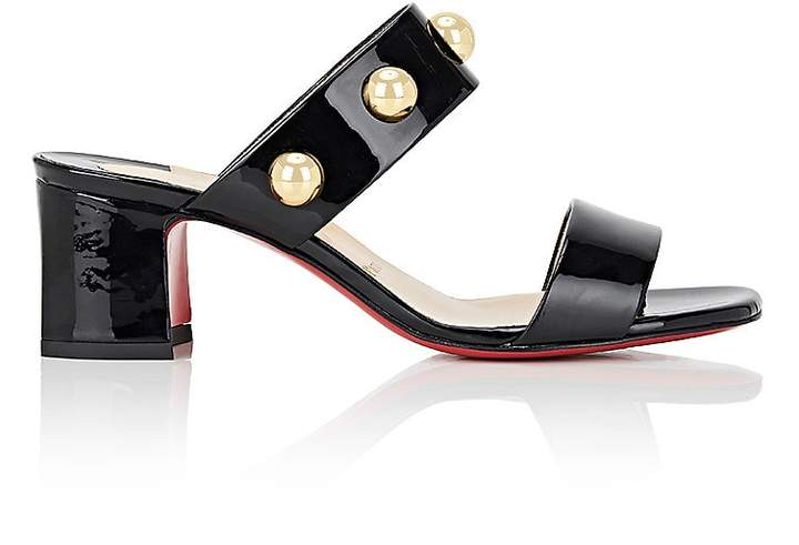 Christian Louboutin Women's Simple Bille Slide Sandals
