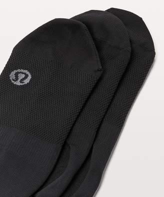 Lululemon No Sock Sock *3 Pack