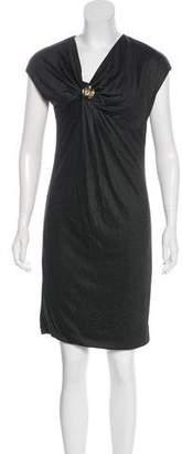 Gucci Embellished Knee-Length Dress w/ Tags