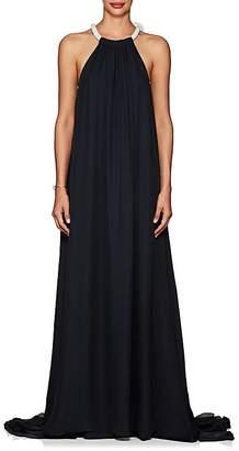The Row Women's Napron Silk Halter Gown