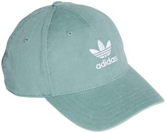 adidas Logo Cotton Baseball Cap