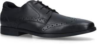 Start Rite Leather Tailor School Shoes
