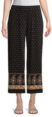 MICHAEL Michael Kors Paisley Garden Boarder Pants