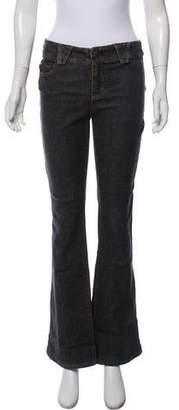 Dolce & Gabbana Mid-Rise Wide-Leg Jeans