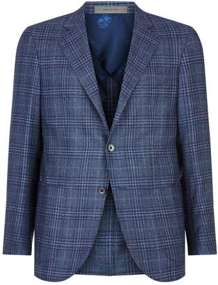 Corneliani Checked Jacket