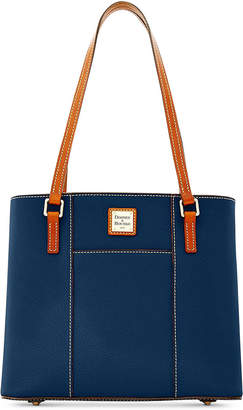 Dooney & Bourke Pebble Leather Small Lexington Tote