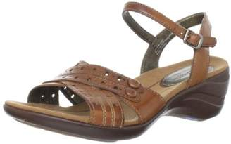 Hush Puppies Women's Vevay Ankle-Strap Sandal