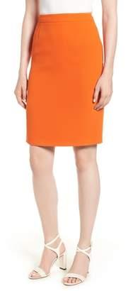 BOSS Vimena Pencil Skirt