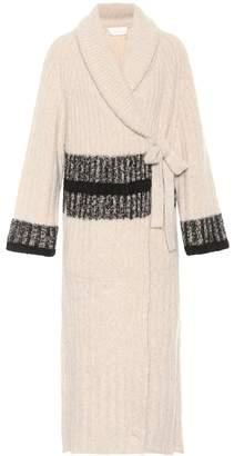 Chloé Wool and alpaca blend cardigan