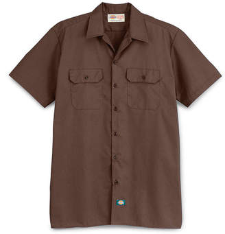 Dickies Short-Sleeve Work Shirt - Big & Tall