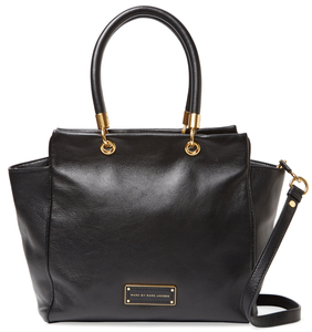 Too Hot To Handle Bentley Leather Satchel $498 thestylecure.com