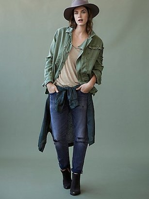 Levi's 501 Ct Jean at Free People $98 thestylecure.com