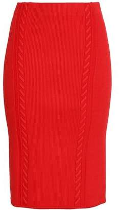 Rag & Bone Brandy Ribbed-Knit Pencil Skirt
