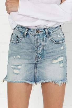One Teaspoon 20/20 Mini Skirt