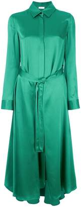 Rosetta Getty belted midi shirt dress