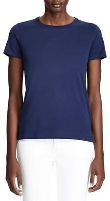 Ralph Lauren Pima Cotton Short-Sleeve Crewneck Shirt