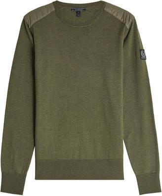 Belstaff Kerrigan Wool Pullover