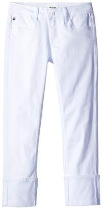Hudson Ginny Crop Jeans in White Girl's Jeans
