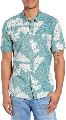Hurley Sig Zane Ululoa Woven Shirt