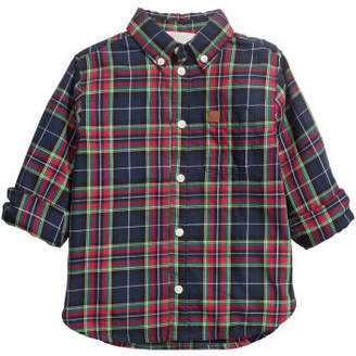 H&M Cotton Shirt - Blue