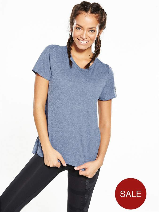 Core Chill Tee - Teal