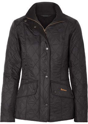 Barbour Calvary Quilted Shell Jacket