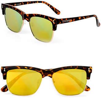 Steve Madden 53mm Wayfarer Sunglasses