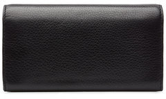 Marc Jacobs Marc Jacobs Leather Recruit Continental Flap Wallet