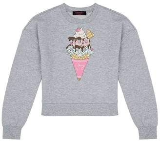 Juicy Couture Ice Cream Sweater