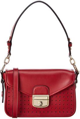Longchamp Mademoiselle Small Leather Crossbody