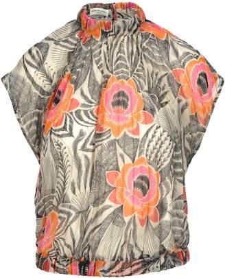 Dries Van Noten Floral Print Blouse