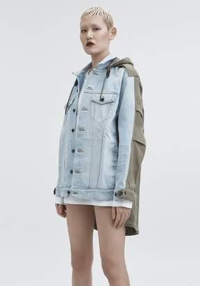 Alexander Wang (アレキサンダー ワン) - Alexander Wang Daze Mix Jacket