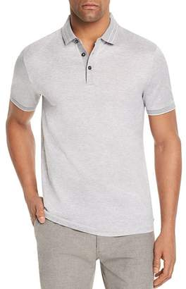 BOSS Prout Grid Polo Shirt