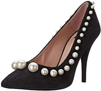 Moschino Cheap and Chic Women's Suede Pearl