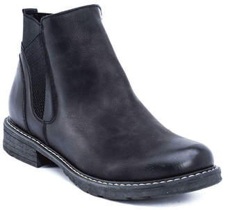 GC SHOES GC Shoes Womens Evan Chukka Boots Flat Heel Pull-on