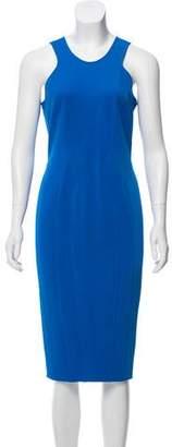 Zac Posen Sleeveless Midi Dress