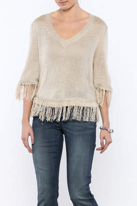 Bishop + Young Fringe Sweater