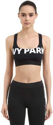 Ivy Park Programme Logo Sports Bra