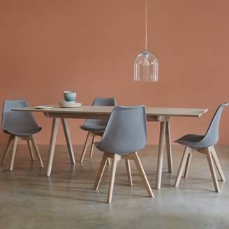 extending oak dining table shopstyle uk rh shopstyle co uk