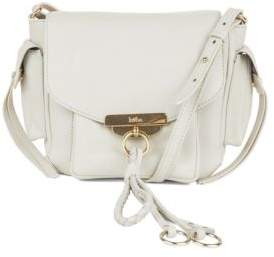 Ranger Crossbody Leather Bag $298 thestylecure.com