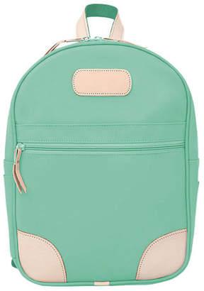 Jon Hart Coated Canvas Backpack